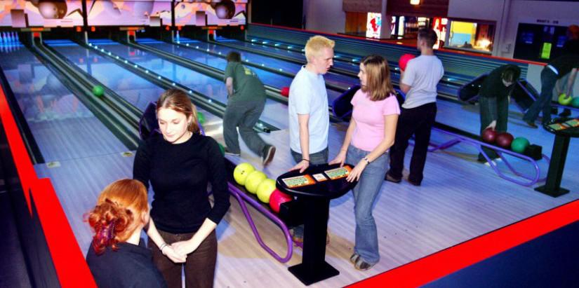 Ten Pin Bowling 1