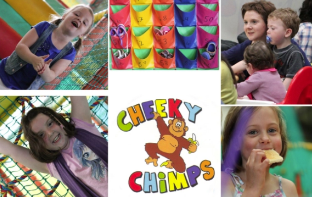 Cheeky Chimps Soft Play Centre 1