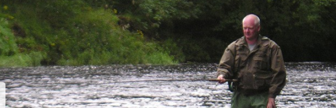 Angling at the River Roe 1
