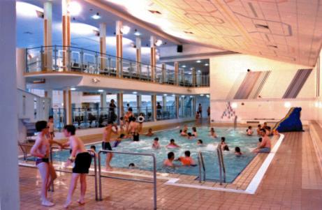 Coleraine Leisure Centre 1